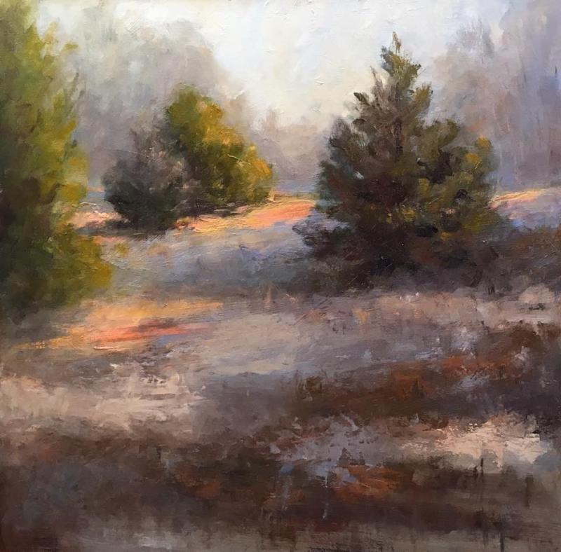 Autumn Grasses by Mary Ann Cleary