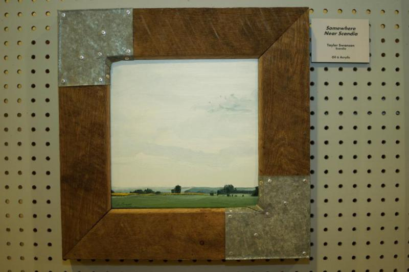 Somewhere Near Scandia by Tayler Swanson - Artistic Excellence Award (1st Place)