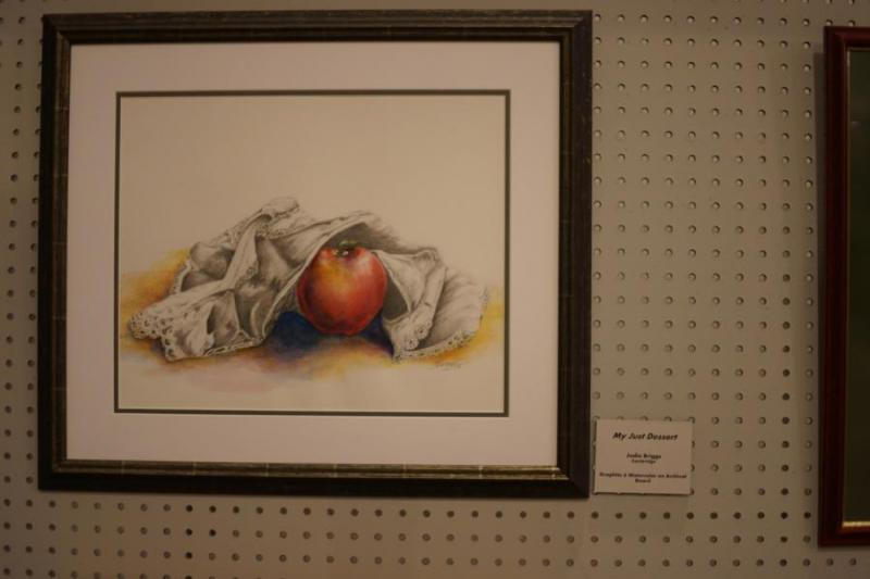 My Just Dessert by Jodie Briggs - Artistic Merit Award (2nd Place)