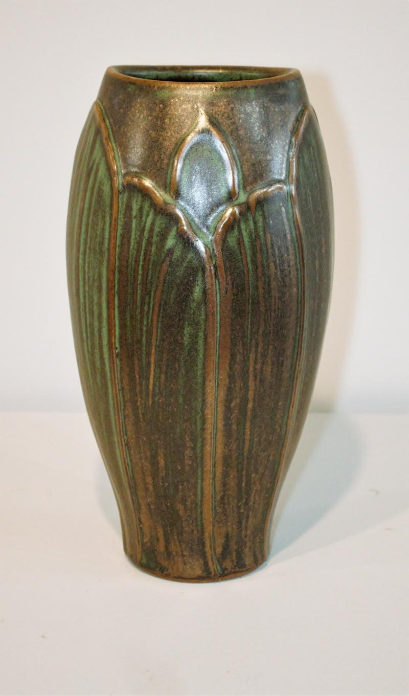 Blossom Vase, stoneware by Richard Vincent of North Branch, MN