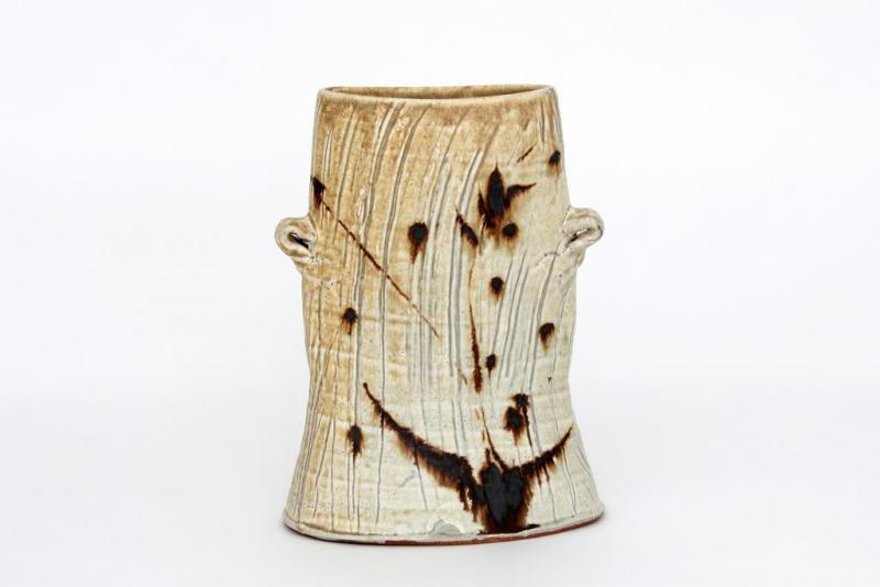 Winter Grasses Vase by Matthew Krousey