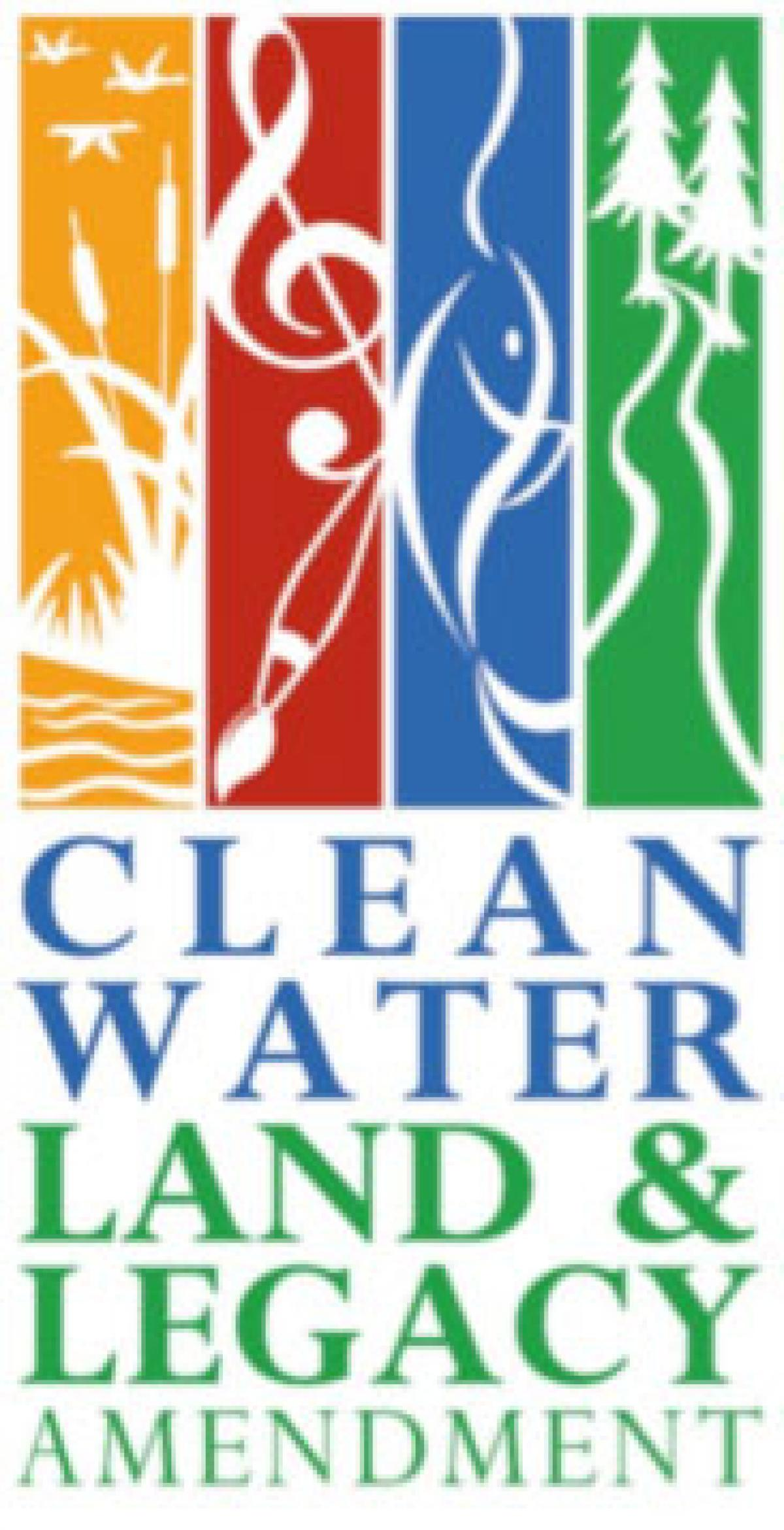 The logo for the Clean Water Land & Legacy Amendment