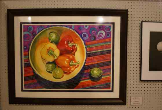 The Lime That Got Away! by Kristin Webster - Artistic Excellence Award (1st Place)